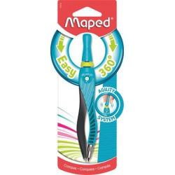 """Körző, MAPED """"Kid Z 360° Agility"""", vegyes színek"""