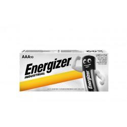 "Elem AAA mikro, 10 db, ENERGIZER "" Industrial"""