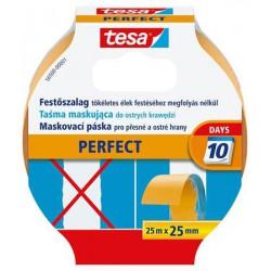 """Festő- és mázolószalag, beltéri,  25 mm x 25 m, TESA """"Perfect"""""""