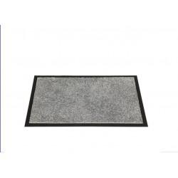 """Szennyfogó szőnyeg, 40x60 cm, RS OFFICE,""""PP Uni"""" világos szürke"""
