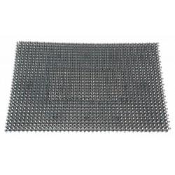 """Kültéri szennyfogó szőnyeg, 57x86 cm, RS OFFICE """"Step In"""" világos szürke"""