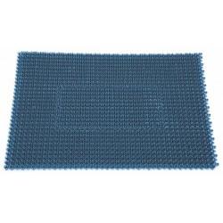 """Kültéri szennyfogó szőnyeg, 57x86 cm, RS OFFICE """"Step In"""" metálkék"""
