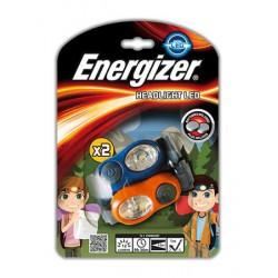 """Fejlámpa, 2 db, 1 LED, ENERGIZER """"Kids"""""""