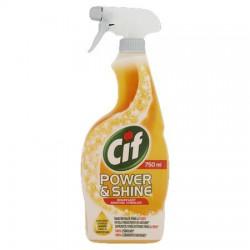 "Konyhai zsíroldó spray, 750 ml, CIF ""Power&Shine"""