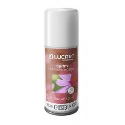 "Illatosító spray utántöltő, LUCART ""Identity Air Freshener"", Floral Meadow"