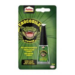 """Pillanatragasztó, 10 g, HENKEL """"Pattex Crocodile"""""""