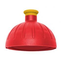 Kupak Freewater kulacshoz, dugóval, FREEWATER, piros-sárga