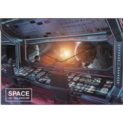"Irattartó tasak, A4, PP, patentos, 180 mikron, PANTA PLAST ""Space"""