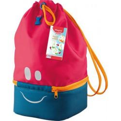 """Uzsonnás táska, MAPED PICNIK  """"Concept Kids"""", pink"""