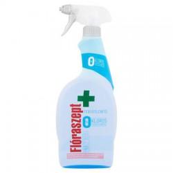Fürdőszobai tisztító- és fertőtlenítő spray, klórmentes, 700 ml, FLÓRASZEPT