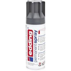 "Akrilfesték spray, 200 ml, EDDING ""5200"", matt antracit"