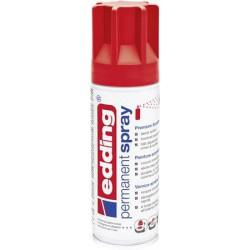 "Akrilfesték spray, 200 ml, EDDING ""5200"", matt piros"