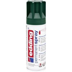 """Akrilfesték spray, 200 ml, EDDING """"5200"""", matt sötétzöld"""