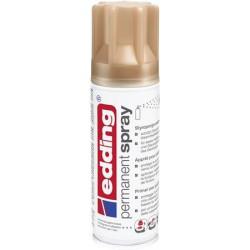 "Alapozó spray habosított polistirolhoz, 200 ml, EDDING ""5200"", barna"