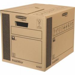 """Költöztető doboz, 32x32x40 cm, FELLOWES, """"SmoothMove™ Heavy Duty"""""""