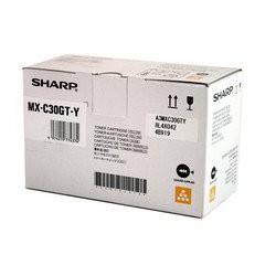 Sharp MXC30GTY toner Yellow...