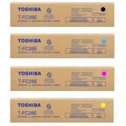 Toshiba T-FC28EC toner Cyan...